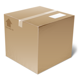 256x256px size png icon of PackageIcon