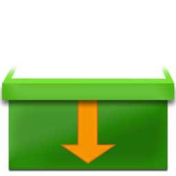 256x256px size png icon of stacks download2