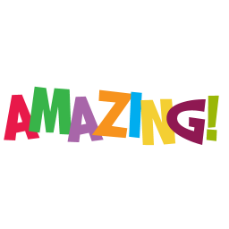 256x256px size png icon of Amazing