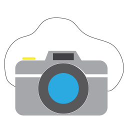 256x256px size png icon of Photography