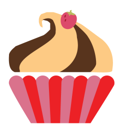 256x256px size png icon of Sweets