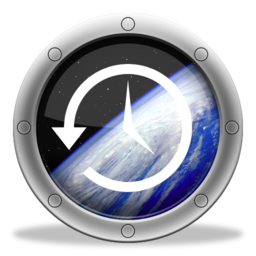 256x256px size png icon of TimeMachine Earth 2