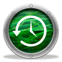 256x256px size png icon of TimeMachine Grass