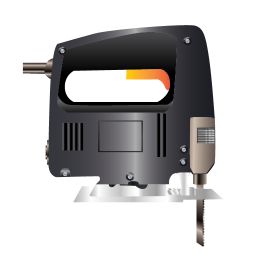 256x256px size png icon of Jig Saw Jigsaw