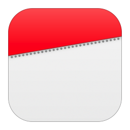 256x256px size png icon of Calendar Blank