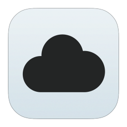 256x256px size png icon of CloudApp
