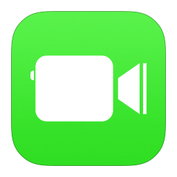 256x256px size png icon of FaceTime