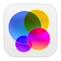 256x256px size png icon of Game Center alt 4