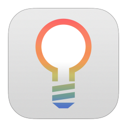 256x256px size png icon of Idea Stuff