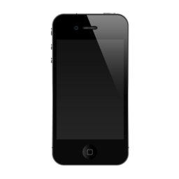 256x256px size png icon of iPhone 4G