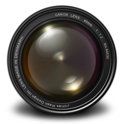 256x256px size png icon of Aperture 3