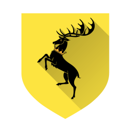 256x256px size png icon of Baratheon