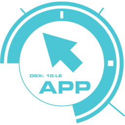 256x256px size png icon of Application
