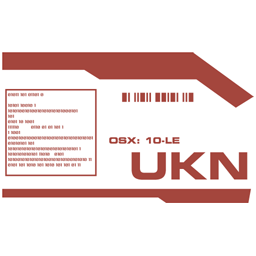 256x256px size png icon of Unknown