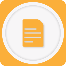 256x256px size png icon of notebook