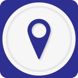 256x256px size png icon of place