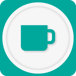 256x256px size png icon of tea time