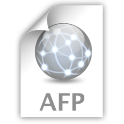 256x256px size png icon of AFP