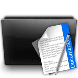 256x256px size png icon of Documentss Folder