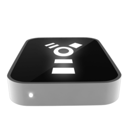 256x256px size png icon of Firewire HD
