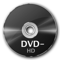 256x256px size png icon of HD DVD