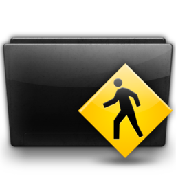 256x256px size png icon of Public Folder
