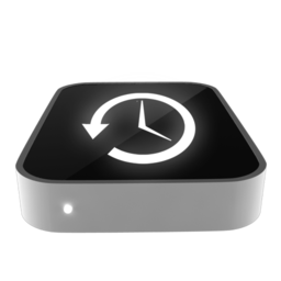 256x256px size png icon of Time Machine