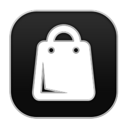 256x256px size png icon of Bag