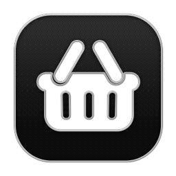 256x256px size png icon of Basket 2
