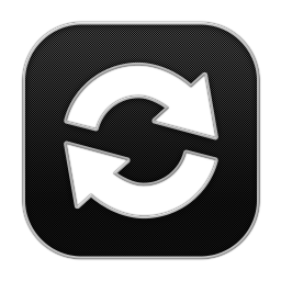 256x256px size png icon of Refresh