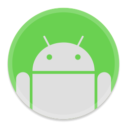 256x256px size png icon of Android FileTransfer 2
