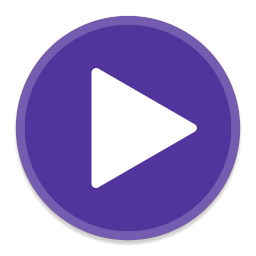256x256px size png icon of DivXPlayer