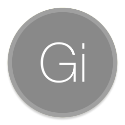 256x256px size png icon of Gimp 3