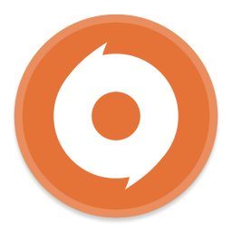 256x256px size png icon of Origin