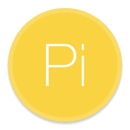 256x256px size png icon of Pixelmator 3
