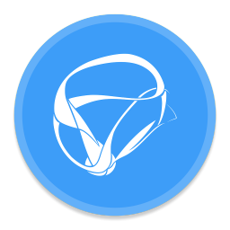 256x256px size png icon of SilverLight