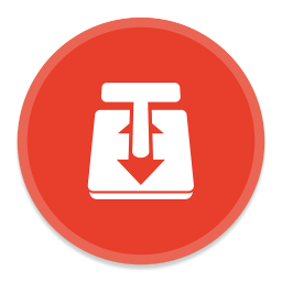256x256px size png icon of Transmission