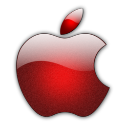 256x256px size png icon of Candy Apple Red