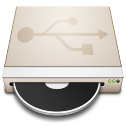 256x256px size png icon of xDriveUSB
