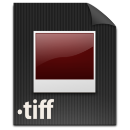 256x256px size png icon of zFileTIFF