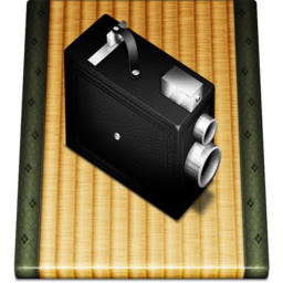 256x256px size png icon of Camera alt