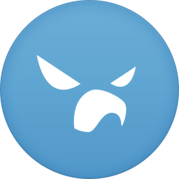 256x256px size png icon of Falcon pro for twitter