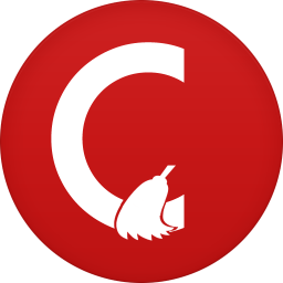 256x256px size png icon of ccleaner