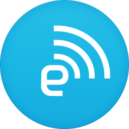 256x256px size png icon of engadget