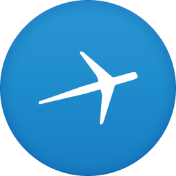 256x256px size png icon of expedia