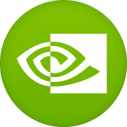256x256px size png icon of nvidia