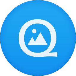 256x256px size png icon of quickpic