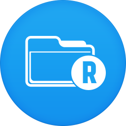 256x256px size png icon of root explorer