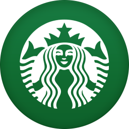 256x256px size png icon of starbucks