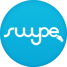 256x256px size png icon of swype 2